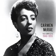 Carmen Mcrae (Кармен Макрей): The Complete 1946-1955