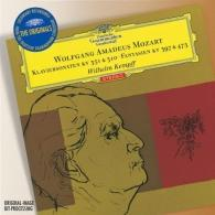 Wilhelm Kempff (Вильгельм Кемпф): Mozart: Piano Sonatas 331,310, Fantasias