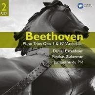Jacqueline Du Pre (Жаклин Дю Пре): Piano Trios Vol.1 Opp 1&97 'Archduke'