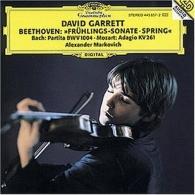 David Garrett (Дэвид Гарретт): Beethoven: Violin Sonata No.5; Bach: Partita No.2;