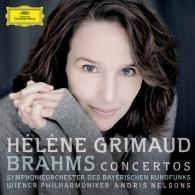 Helene Grimaud (Элен Гримо): Brahms: Piano Concertos