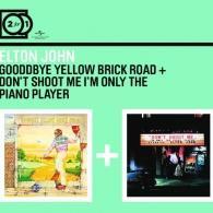 Elton John (Элтон Джон): Goodbye Yellow/Don't Shoot Me
