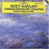 Herbert von Karajan (Герберт фон Караян): Bizet: L'Arlesienne Suites Nos.1 & 2; Carmen Suite