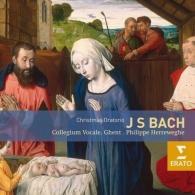 Philippe Herreweghe (Филипп Херревеге): Christmas Oratorio