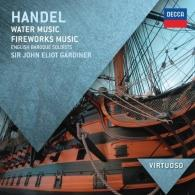 John Eliot Gardiner (Джон Элиот Гардинер): Handel: Water Music