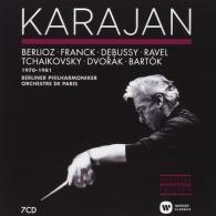 Herbert von Karajan (Герберт фон Караян): Berlioz, Franck, Debussy, Ravel, Tchaikovsky, Dvorak, Bartok 1970-1981