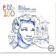 Ella Fitzgerald (Элла Фицджеральд): 100 Songs For A Centennial