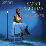 Sarah Vaughan (Сара Вон): Sarah Vaughan Sings George Gershwin