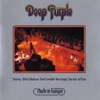 Deep Purple (Дип Перпл): Made In Europe