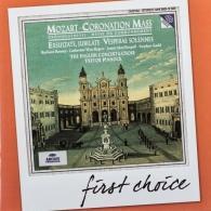 Trevor Pinnock (Тревор Пиннок): Mozart: Coronation Mass
