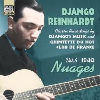 Coleman Hawkins (Коулмен Хокинс): Django Reinhardt: Nuages.Vol.6