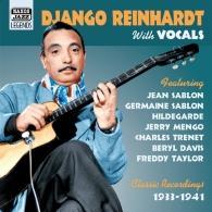 Django Reinhardt (Джанго Рейнхардт): Django Reinhardt With Vocals