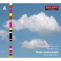 Rued Langgaard (Руд Ланггор): Langgaard:Violin Sonatas Vol.2