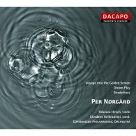 Per Nørgård (Пер Нёргор): Violin Concerto / Dream Play / Voyage Into The Golden Screen