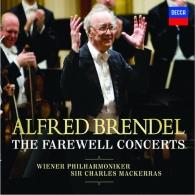 Alfred Brendel (Альфред Брендель): The Farewell Concerts