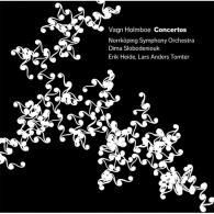 Vagn Holmboe (Вагн Хольмбоэ): Holmboe: Concertos (Sacd)