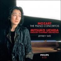 Mitsuko Uchida (Мицуко Утида): Mozart: Piano Concertos