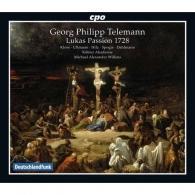 Georg Philipp Telemann (Георг Филипп Телеман): Lukaspassion 1728
