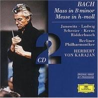 Herbert von Karajan (Герберт фон Караян): Bach: Mass In B Minor