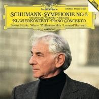 Leonard Bernstein (Леонард Бернстайн): Schumann: Symphony No.3; Piano Concerto Op.54