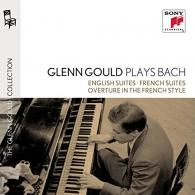 Glenn Gould (Гленн Гульд): English Suites, Bwv806-811. French Suites, Bwv812-817. French Overture, Bwv831