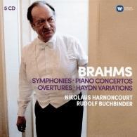 Nikolaus Harnoncourt (Николаус Арнонкур): The 4 Symphonies, Overtures