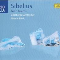 Neeme Järvi (Неэме Ярви): Sibelius: Tone-poems