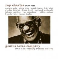 Ray Charles (Рэй Чарльз): Genius Loves Company (10Th Anniversary)