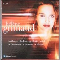 Helene Grimaud (Элен Гримо): The Collected Recordings Of Helene Grimaud