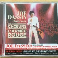 Joe Dassin (Джо Дассен): Joe Dassin Chante Avec Les Choeurs De L'Armee Rouge