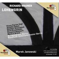 Marek Janowski (Марек Яновский): Wagner: Lohengrin