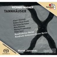 Marek Janowski (Марек Яновский): Wagner: Tannhauser