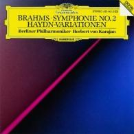 Herbert von Karajan (Герберт фон Караян): Brahms: Symphony No.2; Haydn-Variations