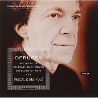 Pascal Rogé: Debussy: Piano Music, Vol. 5