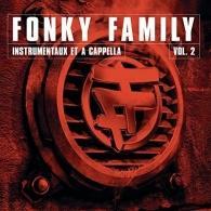 Fonky Family (Фанки Фэмили): Instrumentaux Et A Capellas Vol. 2