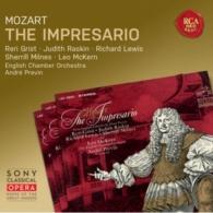 English Chamber Orchestra (Английский камерный оркестр): The Impresario, K. 486