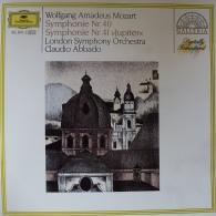 Claudio Abbado (Клаудио Аббадо): Mozart: Symphonies Nos.40 & 41