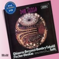 Sir Georg Solti (Георг Шолти): Verdi: Don Carlo