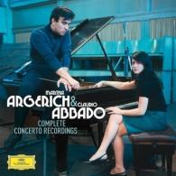 Martha Argerich (Марта Аргерих): The Complete Concerto Recordings