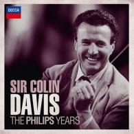 Sir Colin Davis (Колин Дэвис): The Philips Years