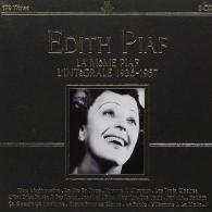 Edith Piaf (Эдит Пиаф): La Mome Piaf - L'Intergrale 1936-1957