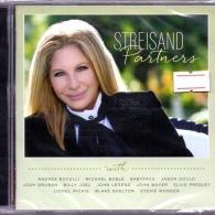 Barbra Streisand (Барбра Стрейзанд): Partners
