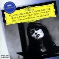 Martha Argerich (Марта Аргерих): Debut Recital