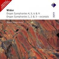 Marie-Claire Alain (Мари Клер Ален): Organ Symphonies Nos 4 - 6 & 9, Organ Symphonies 1 - 3