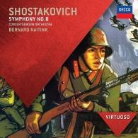Bernard Haitink (Бернард Хайтинк): Shostakovich: Symphony No.8