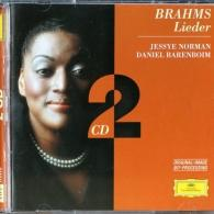 Daniel Barenboim (Даниэль Баренбойм): Brahms: Lieder