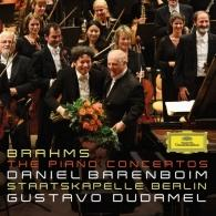 Daniel Barenboim (Даниэль Баренбойм): Brahms The Piano Concerto