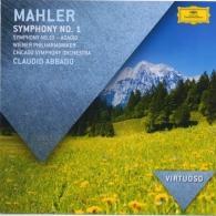 Claudio Abbado (Клаудио Аббадо): Mahler: Symphony 1 & 10 (Adagio)