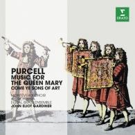 John Eliot Gardiner (Джон Элиот Гардинер): Music For Queen Mary