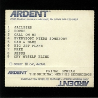 Primal Scream (Примал Скрим): Give Out But Don'T Give Up – The Original Memphis Recordings